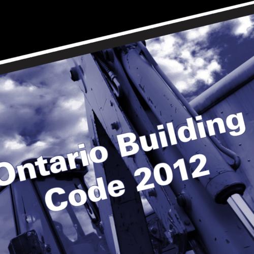 Ontario Building Code