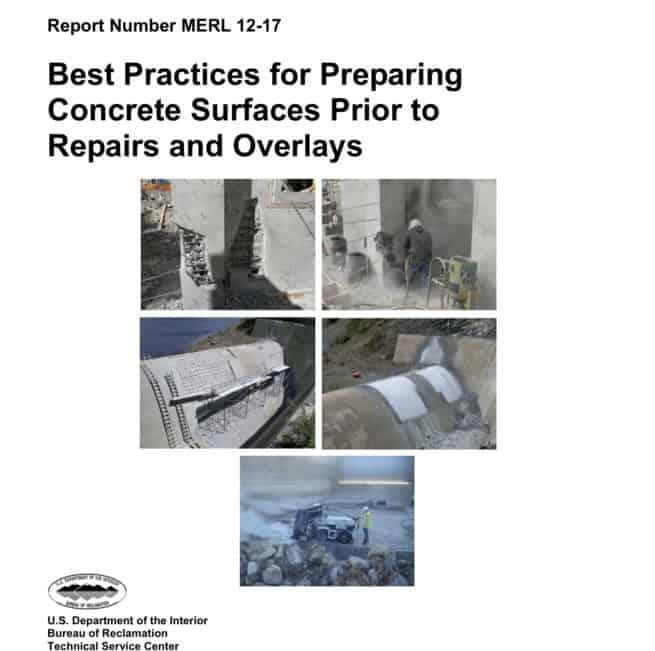 Preparing concrete surfaces whitepaper